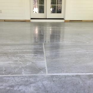Hall Tiling