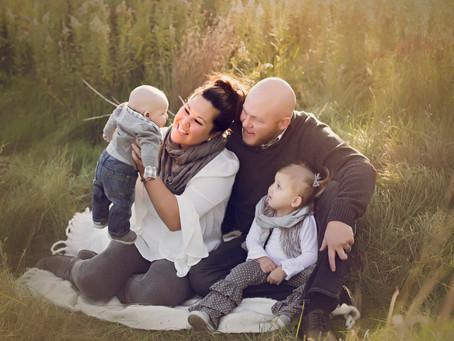 From Labor Nurse to Newborn & Family Photographer!