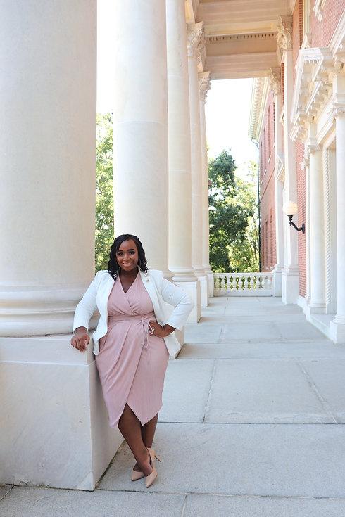 Delegate Shaneka Henson at Statehouse Maryland