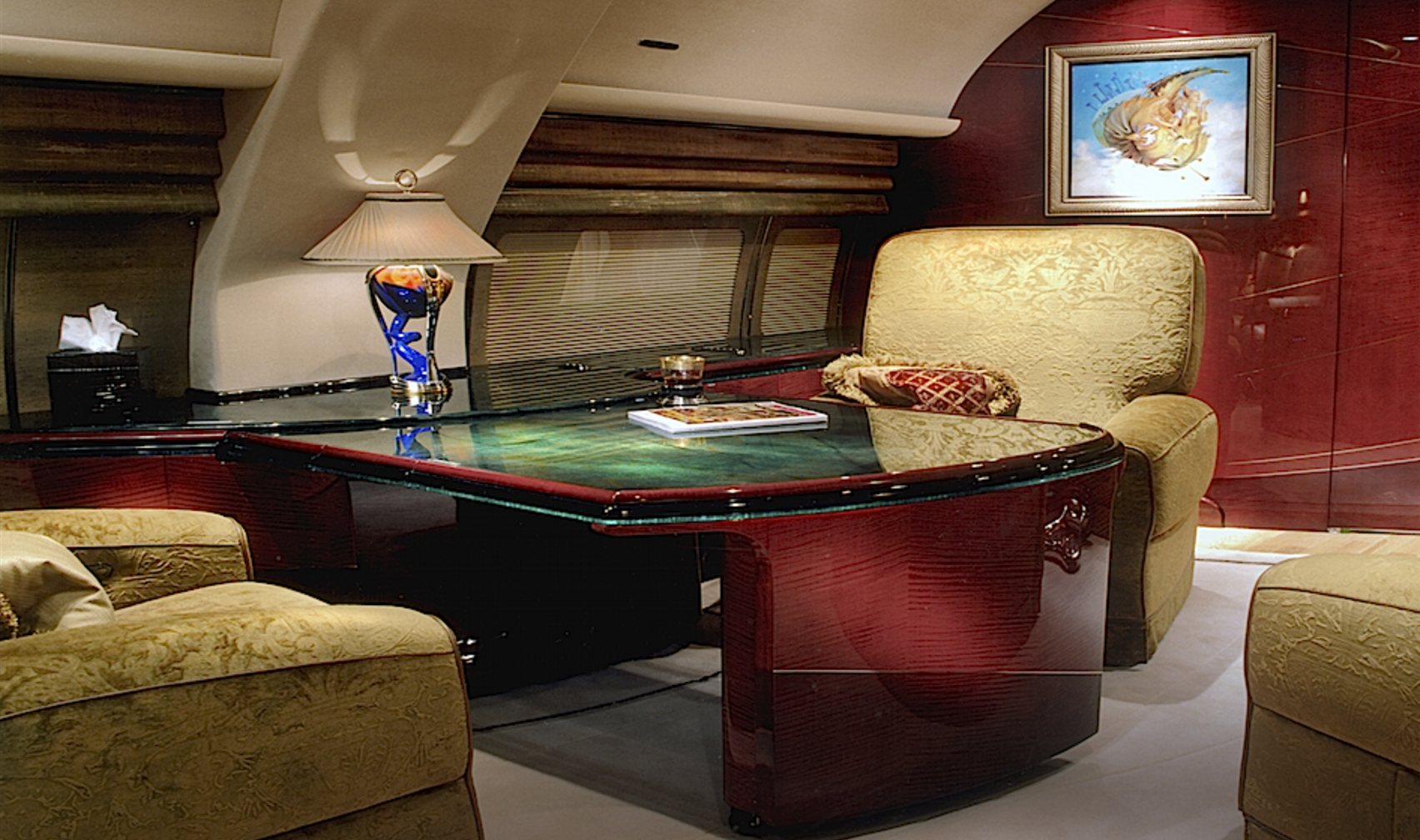 BBJ Private Office