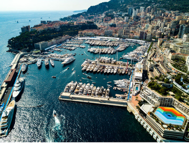 RRAD finds bang in Monaco. Will re-attend in 2020.