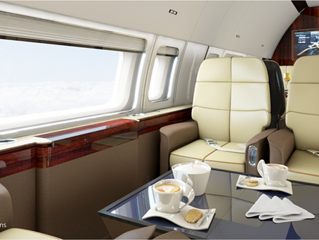 AEROFOAM announces first ever Memory Foam Seat Buildups for VVIP & Business Jets
