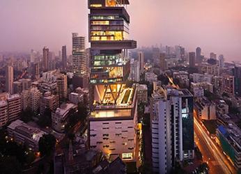 Residence Antilia, Mumbai