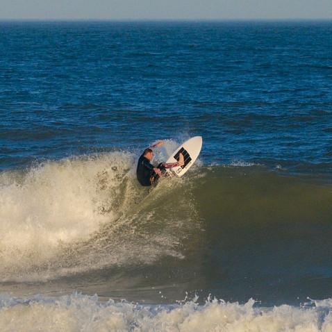 World class surfing