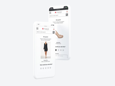 Review Form Redesign