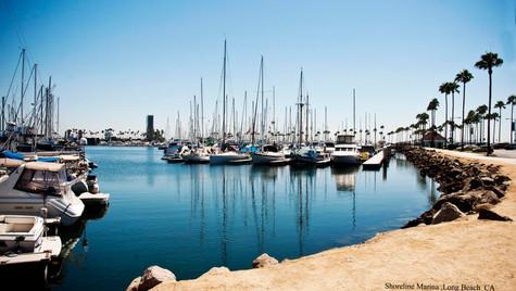 Shoreline Marina, Long Beach, CA