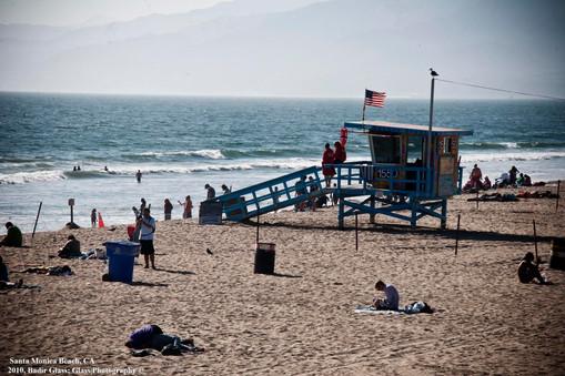 Baywatch at Santa Monica