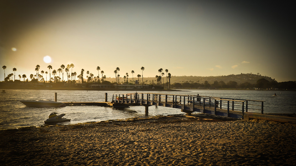 Mission Bay San Diego, CA