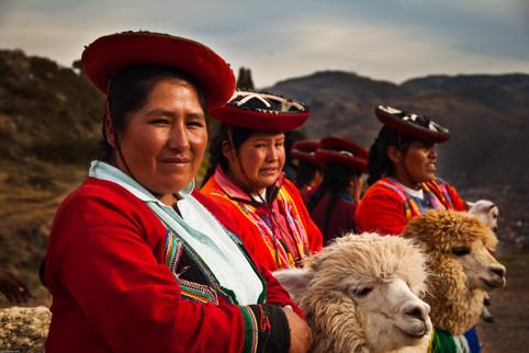 Incas Ladies