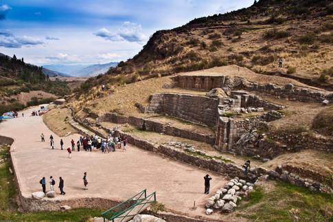 Saqsaywaman,Peru