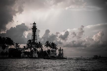 Hillsboro Lighthouse, Pompano Beach
