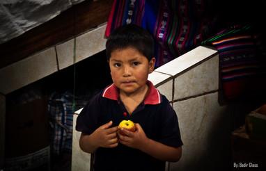 Peruvian Child