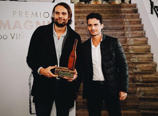 Premios Magnum del Instituto do Viño Galego '18