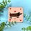 Thumbnail: Sausage Dog Coaster (x6) CSTR18