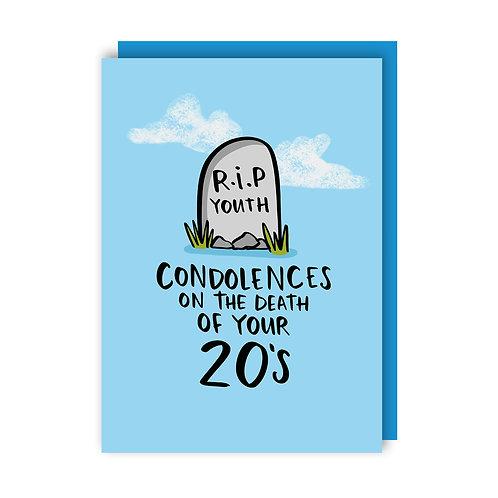 Condolences (x6) 3120