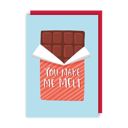 Chocolate Melt (x6) 4219