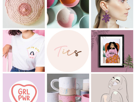 We Are Tits: The female-led pop up shop supporting breast cancer charity 'Coppafeel'