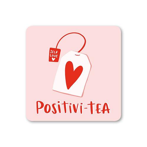 Positivi-Tea Coaster (x6) CSTR12