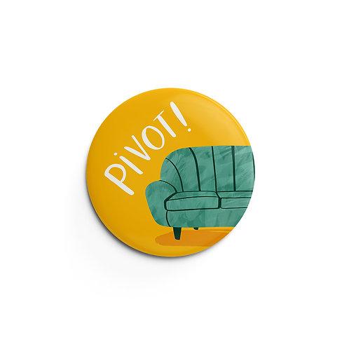 Pivot Pin Badge (x6) BDG29