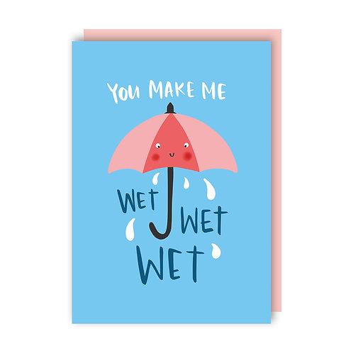 Wet (x6) 4020