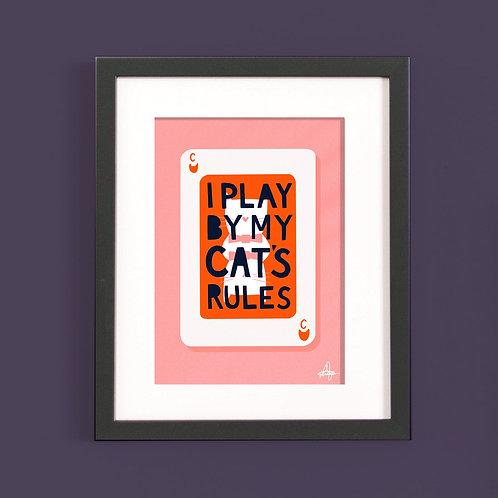 Cat's Rules (x6) PR9