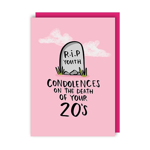 Condolences (x6) 3220
