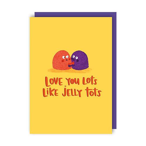 Jelly Tots (x6) 5620
