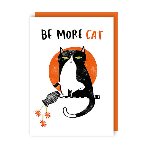 Be More Cat (x6) 2419