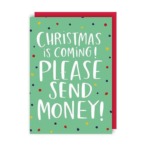Send Money (x6) 1372018