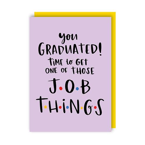 Job Things (x6) 3020