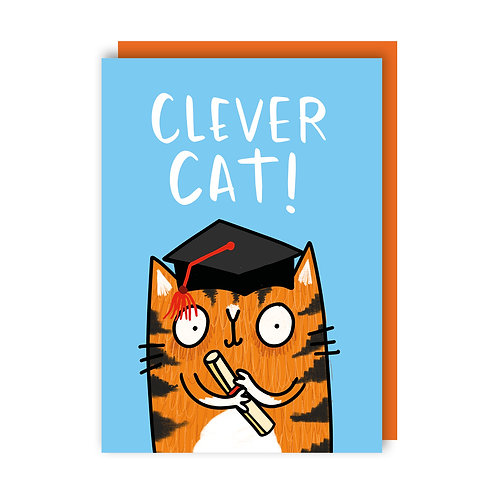Clever Cat (x6) 2520