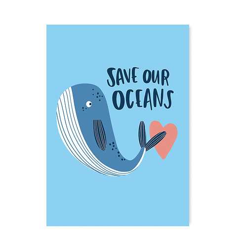 PC32 Save Our Oceans (x6)