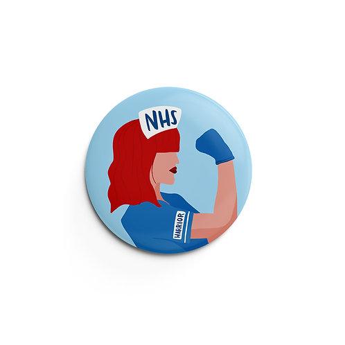 NHS Pin Badge (x6) BDG5