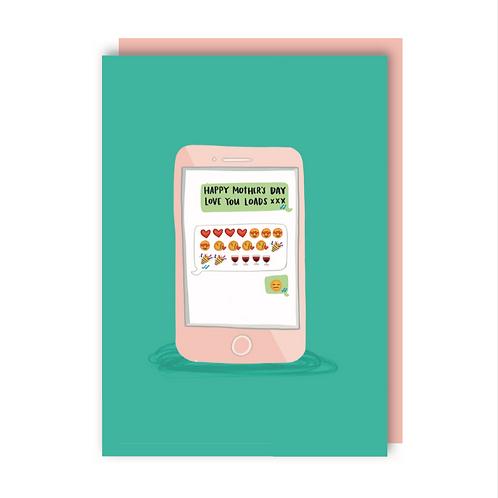 Emoji (x6) 7119
