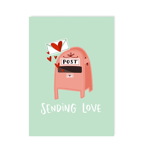 PC28 Sending Love (x6)