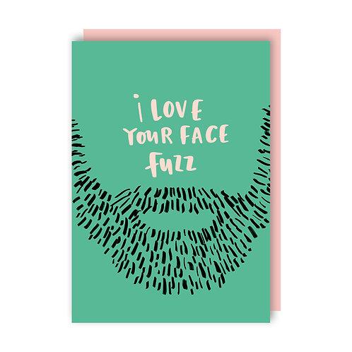 Face Fuzz (x6) 4619