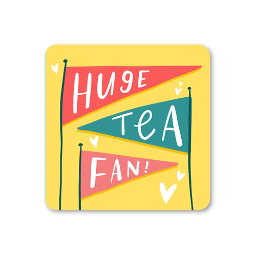 Huge Tea Fan (x6) CSTR31