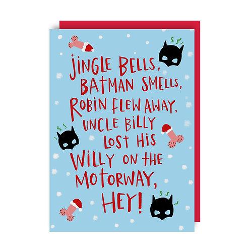 Batman Smells (x6) 6320