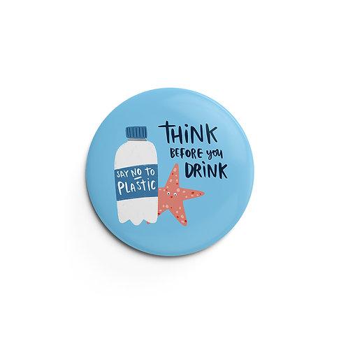 Drink Pin Badge (x6) BDG8