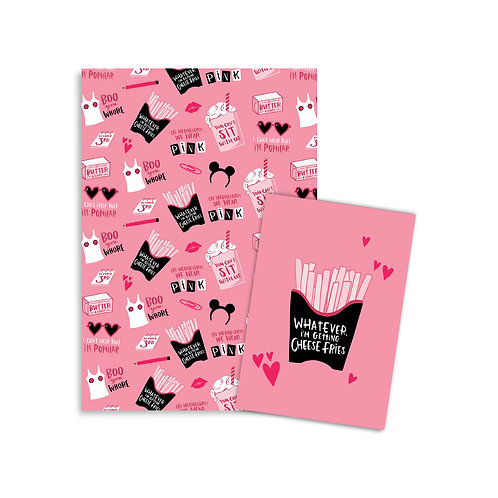 Mean Girls Notebook Set (x6) BB8