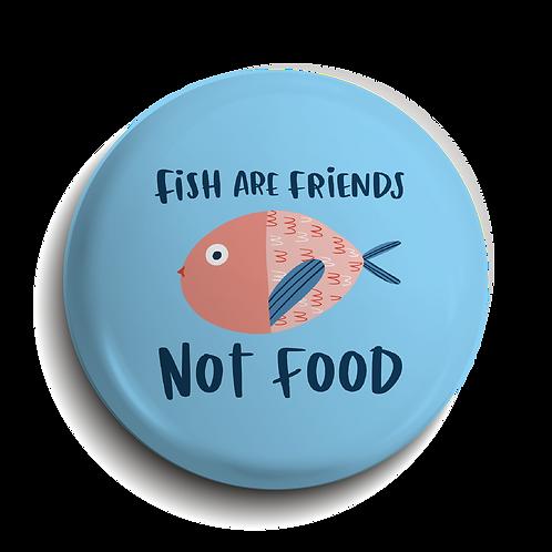 Fish Pin Badge (x6) BDG5