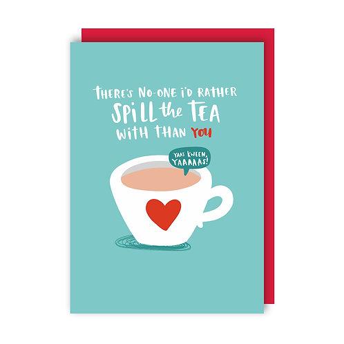 Spill the Tea (x6) 8919