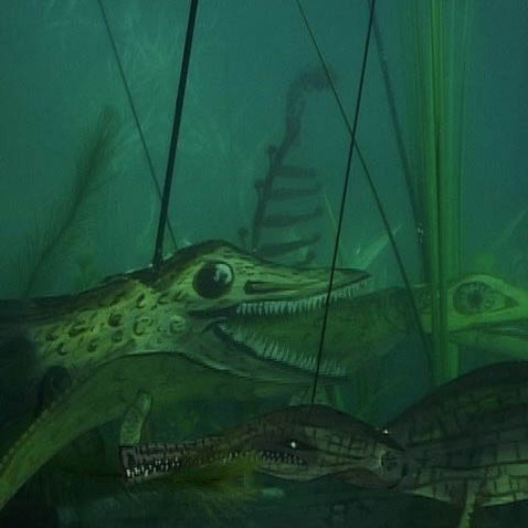 The Amazing, Mysterious, & True Story of Mary Anning & Her Monsters
