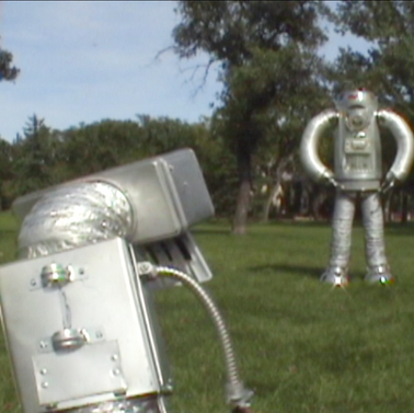 Robot Adventures on Planet Earth