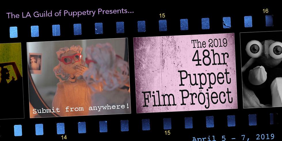 48hr Puppet Film Project