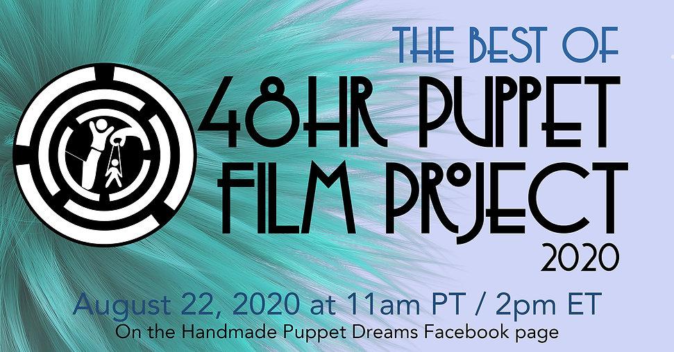48hrPuppetFilmProject2020_BESTOFwDate_FB