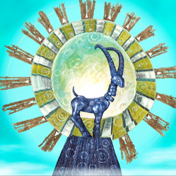Ibex Puppetry Video Logo