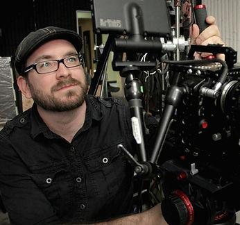 Alex U. Griffin - Filmmaker, Puppeteer