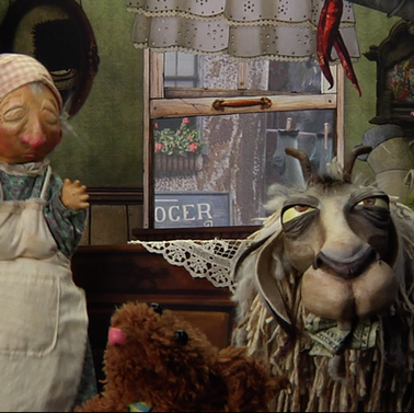 Mother Hubbard: Easy Come, Easy Goat