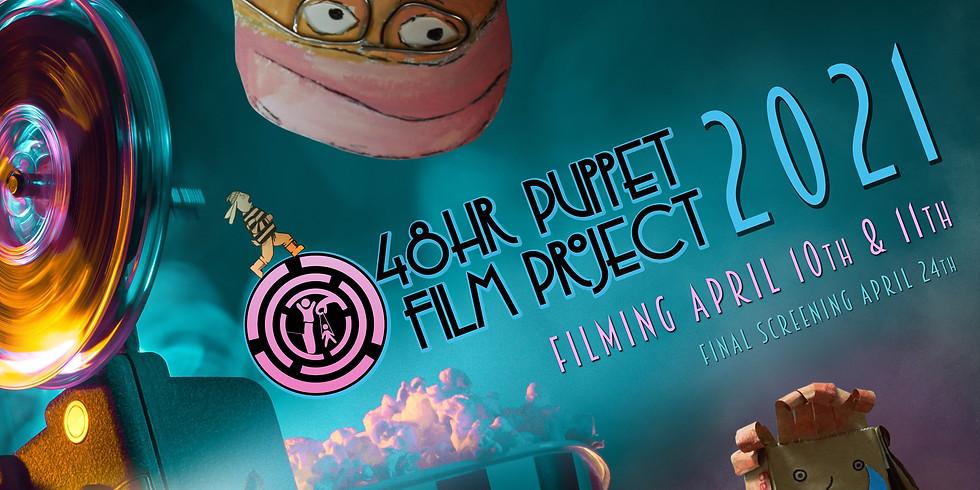 48hr Puppet Film Project 2021